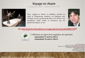 photo Voyage en Ataxie